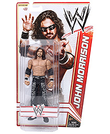 WWE Figure Assortment John Morrison - Height 16 cm