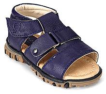 Shoebiz Sandal Open Toe - Ankle Wrap Pattern