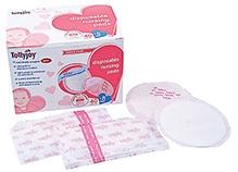 Tolly Joy Disposable Nursing Pad - 48 Pieces