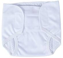 Tollyjoy Newborn Cloth Diaper - White