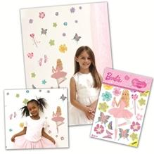 Fun To See Barbie Ballerina Stickers