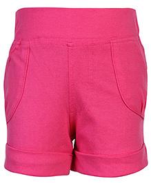 Eteenz Fashion Hot Pants - Pink