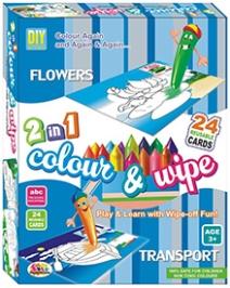 Ekta Color And Wipe Kit - Transport