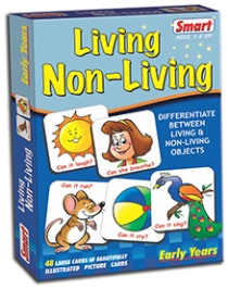 Smart Toy Puzzle Living-Non Living - 42 Pieces
