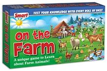 Smart Toy On the Farm Board Game
