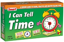 Smart Toy I Can Tell Time