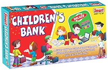 Smart Toy Bank Game Children's Bank