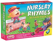 Smart Toy Puzzle Nursery Rhymes Pack 3 - 12 Pieces