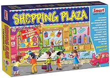 Smart Toy Board Game - Shopping Plaza