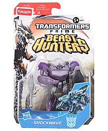 Funskool Transformers Prime Beast Hunter - Shockwave