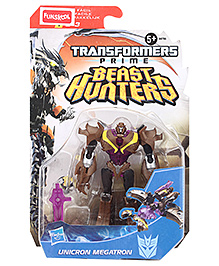 Funskool Transformers Prime Beast Hunters - Unicorn Megatron