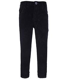 Babyhug Corduroy Trouser - Solid Color