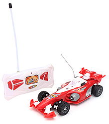 Karma Super Thunder Remote Control Car - Red And White