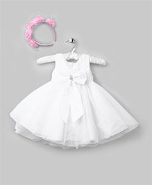 Snow White Bow Dress
