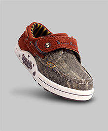 Classic Canvas Shoes - Coffee Brown
