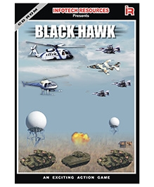 Infotech Resources Game Black Hawk CD-ROM - English