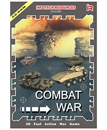 Infotech Resources CD Combat War - English