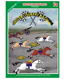 Infotech Resources Cross Country Racing CD-ROM - English