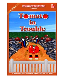 Infotech Resources Tomato in Trouble - CD-ROM