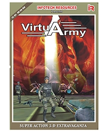 Infotech Resources Virtu Army - CD-ROM