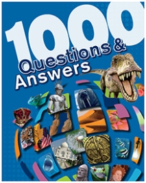 Parragon Book 1000 Questions And Answers - English