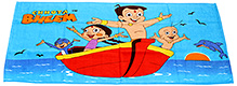 Chhota Bheem Bath Towel - Blue