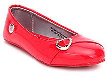 Barbie Flat Ballerina - Red