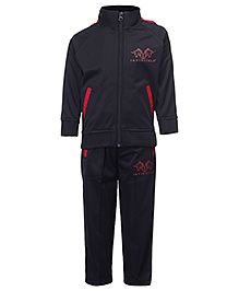 Invincible Full Sleeve Track Suit - Printed