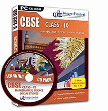Average2Excellent CD CBSE Class IX - Combo Pack