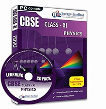 Average2Excellent CD Class XI Physics - CBSE Board