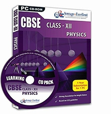 Average2Excellent CD Class XII Physics - CBSE Board