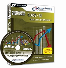 Average2Excellent DVD Class XI Combo Pack - Maharashtra State Board - 454062