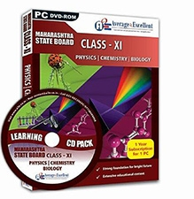 Average2Excellent DVD Class XI Combo Pack - Maharashtra State Board - 454069