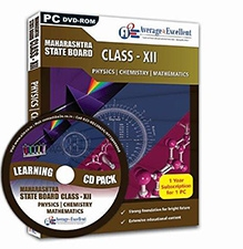 Average2Excellent DVD Class XII Combo Pack - Maharashtra State Board - 454078