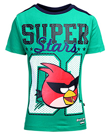 Angry Birds Half Sleeves T-shirt - Super Star