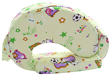 Babyhug Feeding Pillow Small Printed