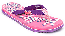 Barbie Printed Flip Flop