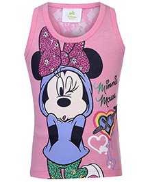 Fox Sleeveless Racer Back Top - Minnie Mouse