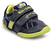 Tom And Jerry Casual Shoes - Dual Velcro Closure - Size 10/29