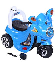 Toyzone Hot Wheels Rechargeable Bike - Blue