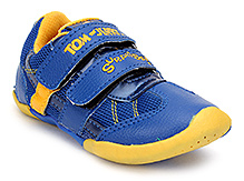 Tom and Jerry Casual Shoes - Dual Velcro Closure