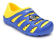 Tom and Jerry Clog Shoes - Applique