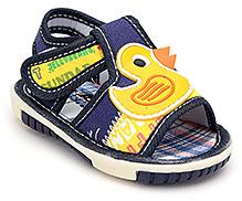 Bash Sandals Velcro Closure - Duck Patch