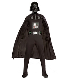 Star Wars Darth Vader Themed Costume - Black
