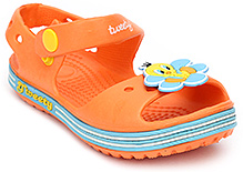 Tweety Sandal Style Clog - Orange