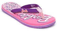 Barbie Printed Flip Flop