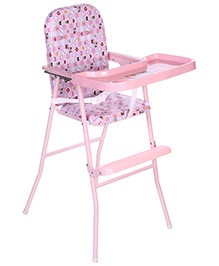 Infanto Baby High Chair - Nice Day Print