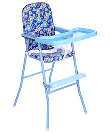 Infanto Baby High Chair - Bunny Print
