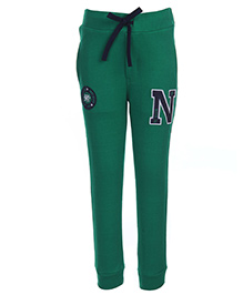 Noddy Track Pant Tie Up Knot - Ribbed Bottom
