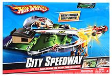 Hotwheels City Speedway